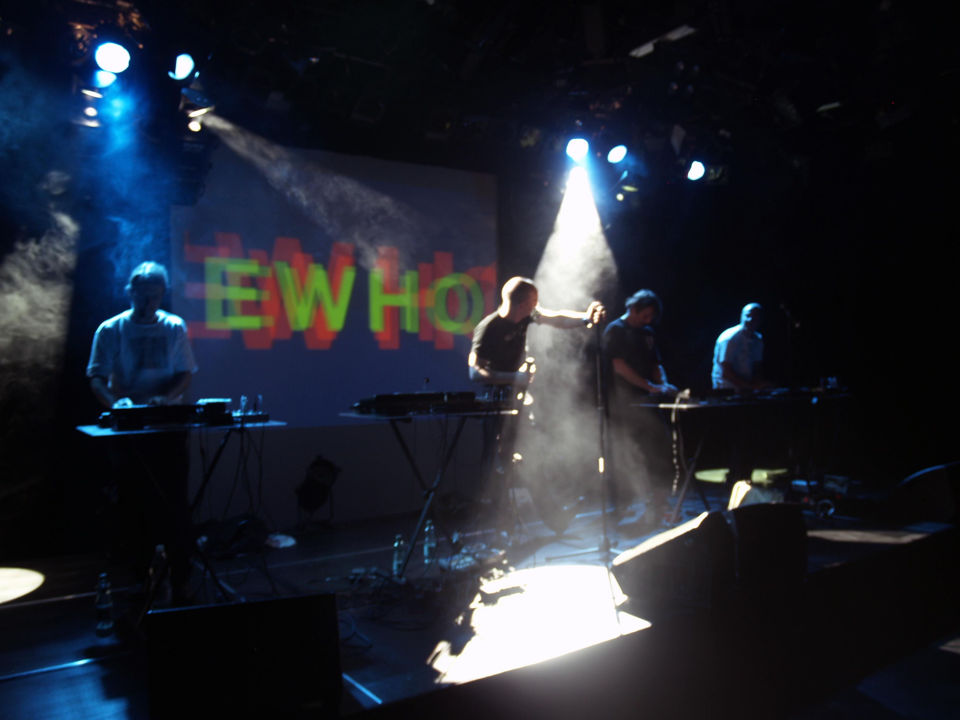 EWHO, Rabenhof 2009, CD-Präsentation